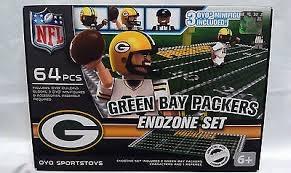 Green Bay Packers Oyo Endzone Set